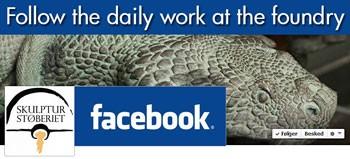 Følg med i det daglige arbejde på Facebook